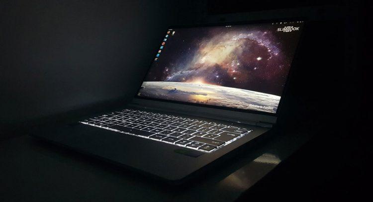 Slimbook Pro X Teclado Retroiluminado