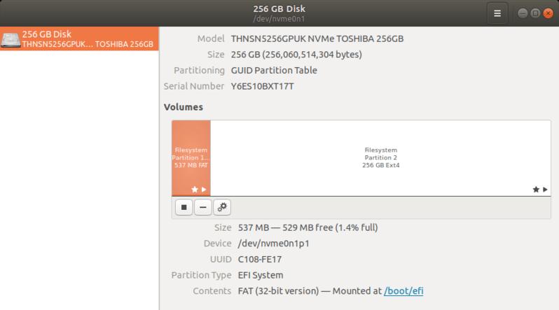 Partición De Disco En Un Solo Instalar Ubuntu