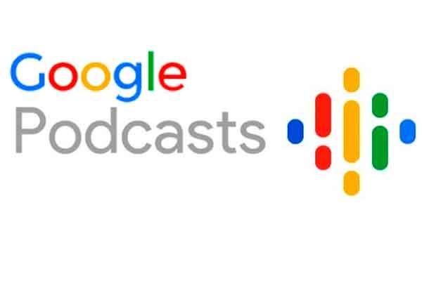 google podcast web