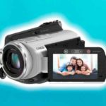 camara de fotos y video profesional