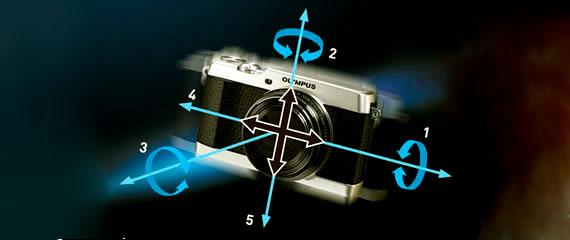 Estabilización Óptica y Digital de la Imagen