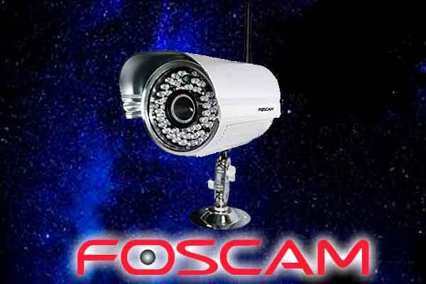 camaras de vigilancia nocturna foscam
