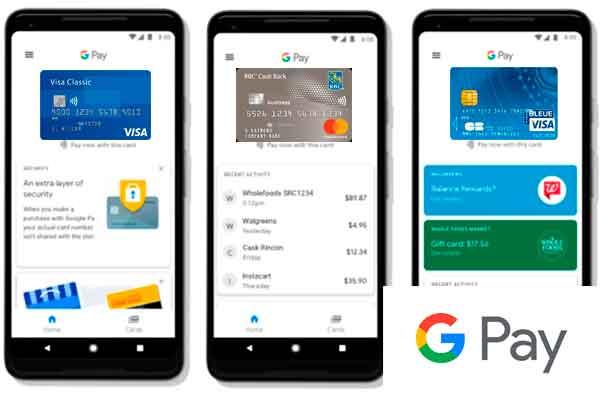 google pay españa, como funciona google pay, que es google pay