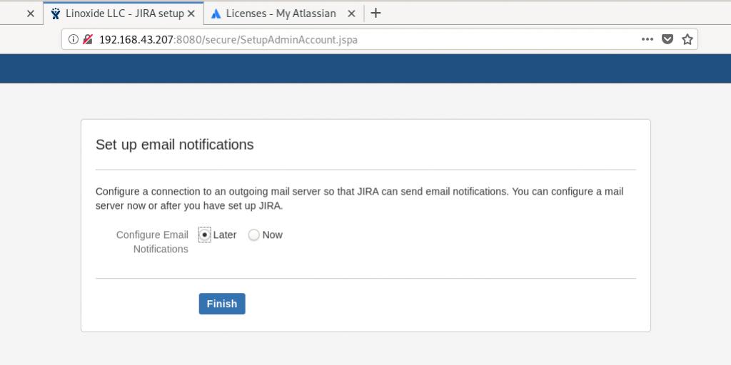instalar JIRA en Ubuntu 18.04