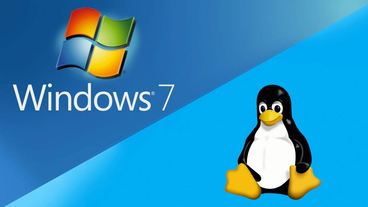 Alternativas linux a windows