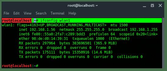 Attacker IP