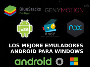 Emuladores android windows 1