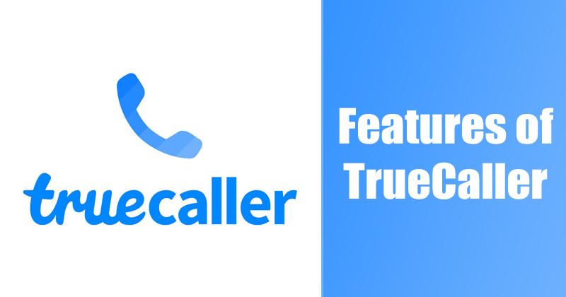 Características de TrueCaller