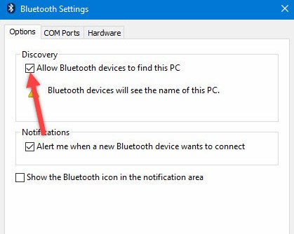 Fix Problem of Windows 10 Bluetooth Not Working