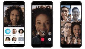 Google Duo group call update 696x401