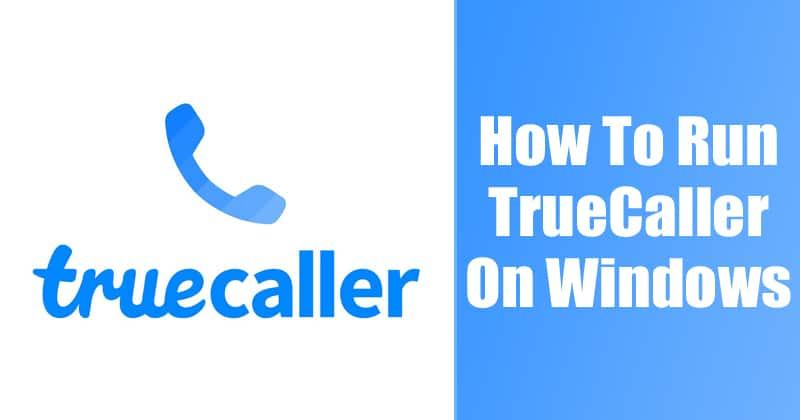Ejecutar TrueCaller en el PC