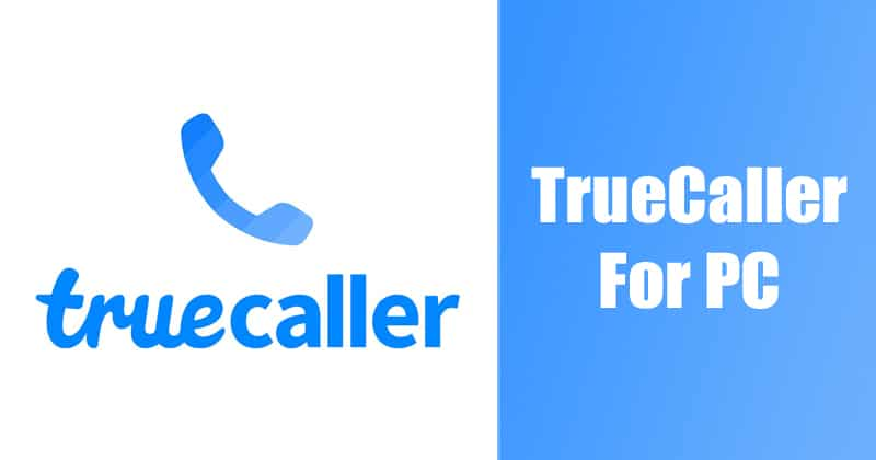 TrueCaller para PC