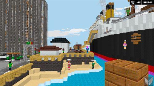 El mundo de los Cubos de las Embarcaciones de Supervivencia