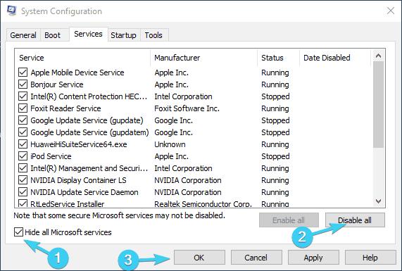 disable all battle.net not opening