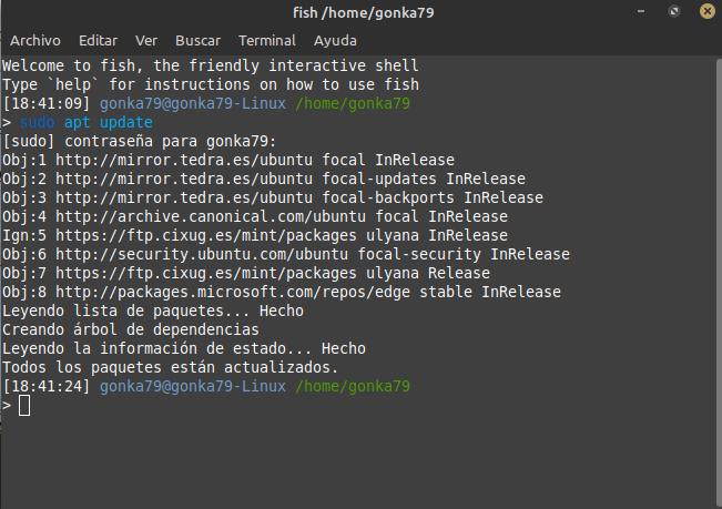 como actualizar ubuntu 20.04
