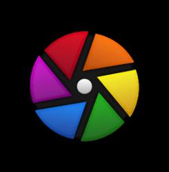darktable logo icon