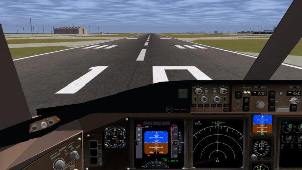 flightgear cockpitview