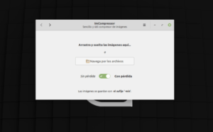 imcompressor linux app 1 1