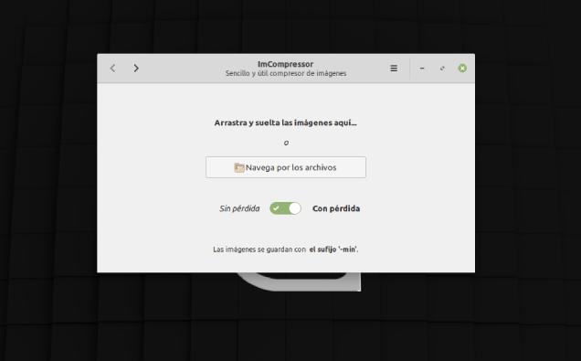 imcompressor linux app 1