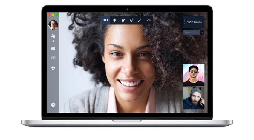 Linux video conferencing software Jitsi