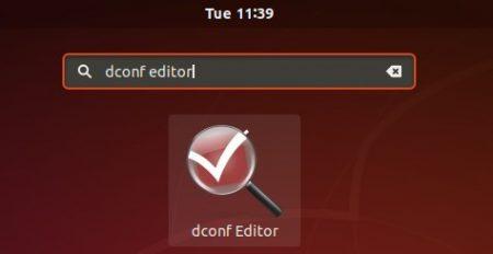 launch dconfeditor