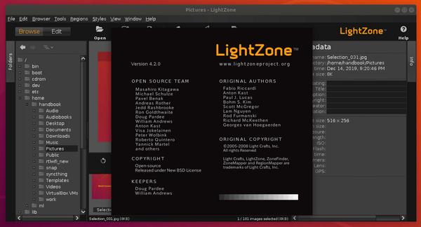 lightzone42