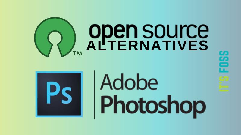 open source photoshop alternatives