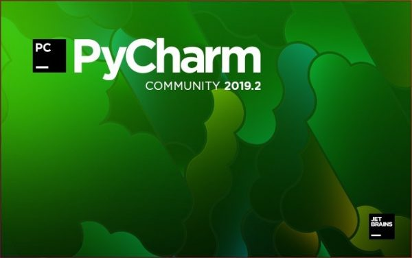 pycharm20192 splash