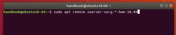 remove lts enablement1804