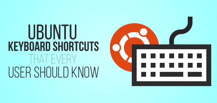 ubuntu atajos de teclado