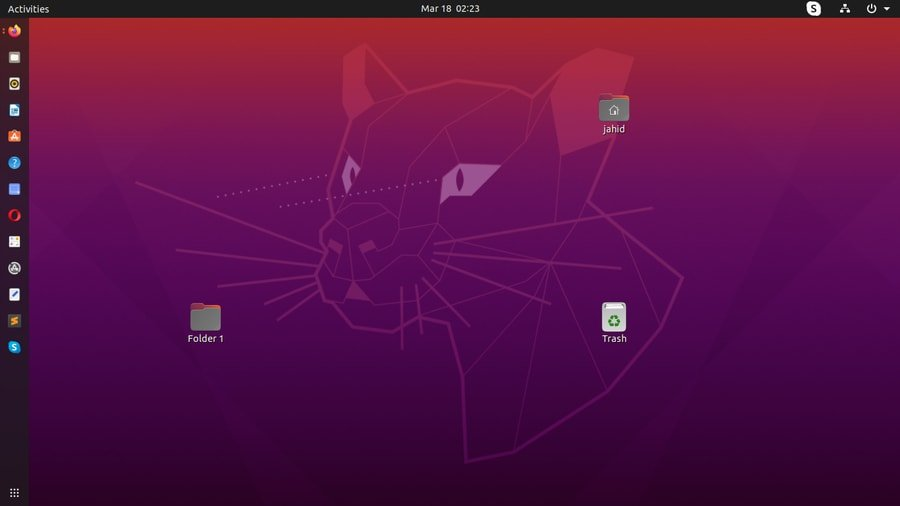 ubuntu focal foss 20.04 1