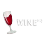 wine logo icon