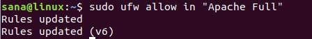 Configurar UFW Firewall