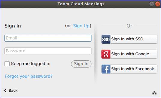 zoom login 2